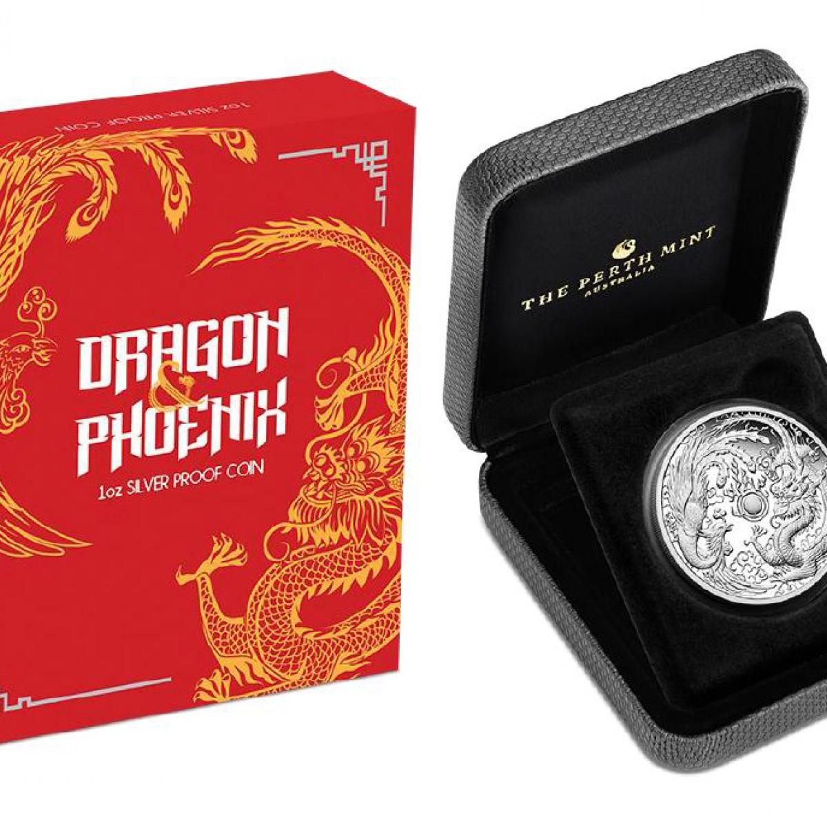 2018 DRAGON & PHOENIX PROOF